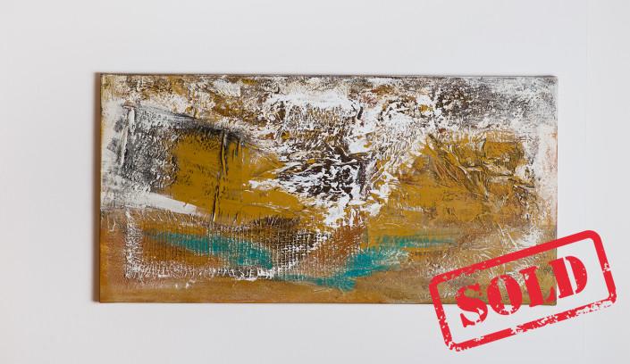 2. 50x100cm - SOLD