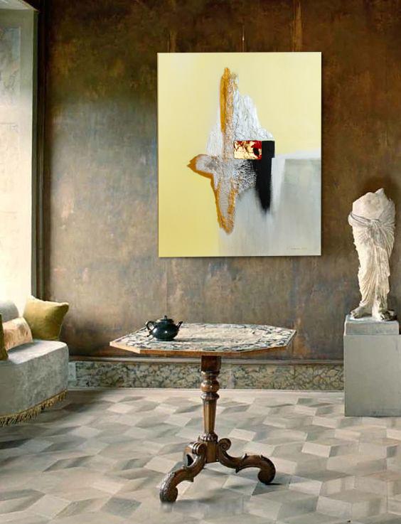 Sztuka nowoczesna w domu