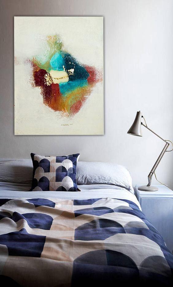 Obraz na płótnie nad łóżkiem