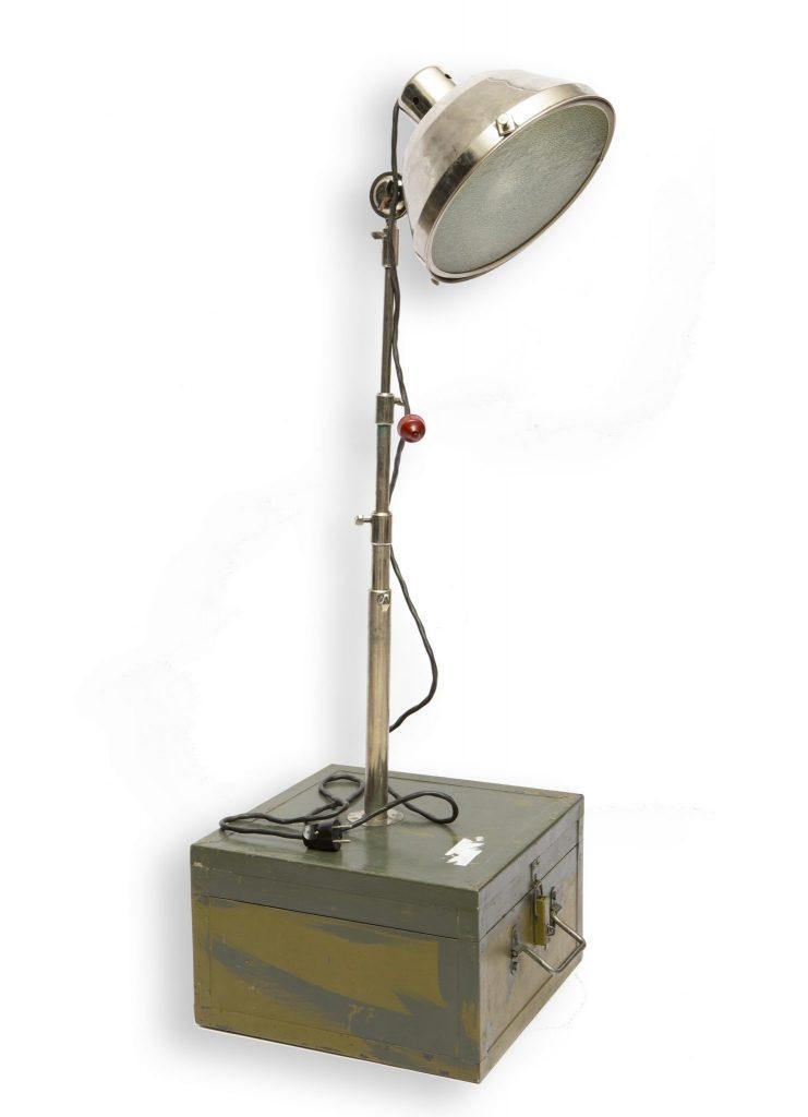 Lampa biurkowa lata 60