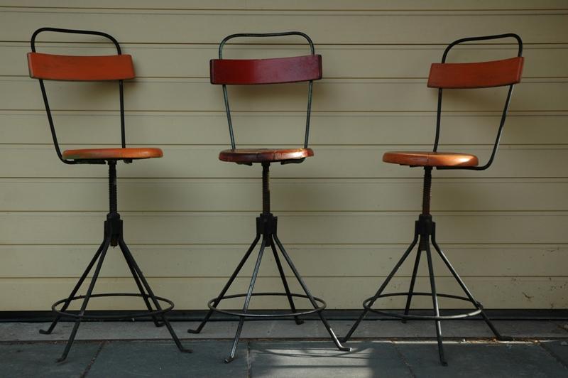 Krzesło warsztatowe